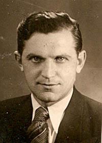 Idzi Świniarski, prezes chóru w latach 1945 - 1979