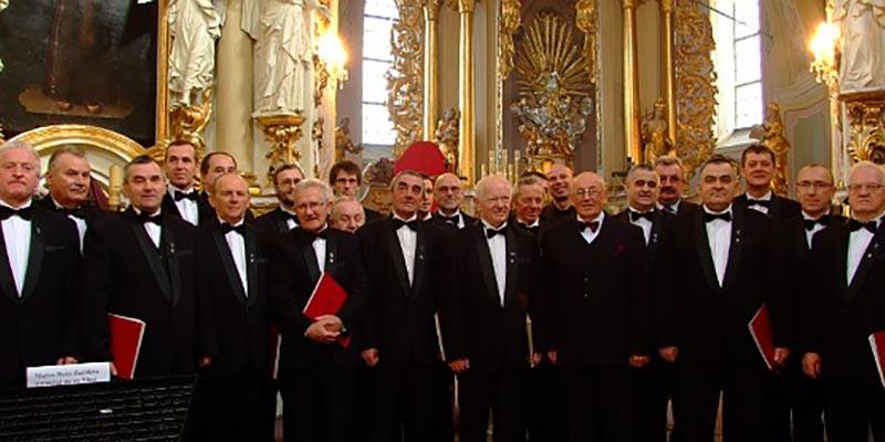 Jubileusz 50-lecia pracy organisty Pana Tomasza Baranowskiego
