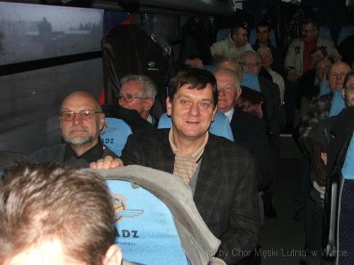 """Udział w koncercie z okazji 100-lecie chóru """"Harfa"""" z Warszawy"""