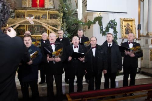 IV Koncert Kolęd w Kościele p.w. św. Mikołaja w Warcie