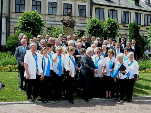 Wizyta w Warcie chóru St. Margareta z miasta partnerskiego Lengerich