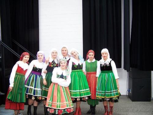 """Spotkanie chóru męskiego """"Lutnia"""" w partnerskim mieście Lengerich"""