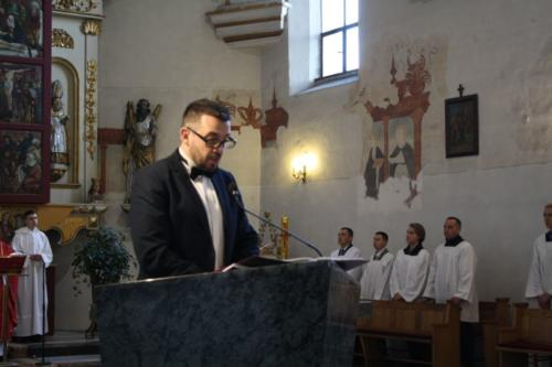Wielkanoc w Kościele p.w. św. Mikołaja w Warcie